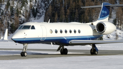 VQ-BLA - Gulfstream G550 - Private