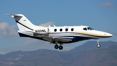 N100WE - Hawker Beechcraft 390 Premier I - Wiens Aviation