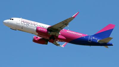 HA-LYE - Airbus A320-232 - Wizz Air