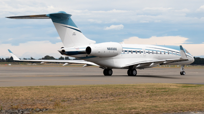 N66866 - Bombardier BD-700-1A10 Global 6000 - Private