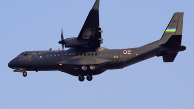02 - CASA C-295 - Uzbekistan - Air Force