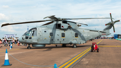 ZH836 - Agusta-Westland Merlin HM.1 - United Kingdom - Royal Navy