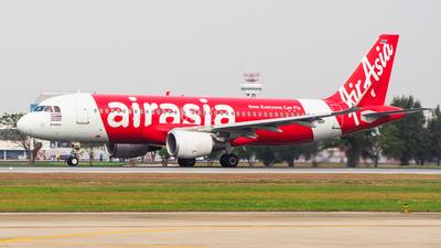 HS-BBP - Airbus A320-216 - Thai AirAsia