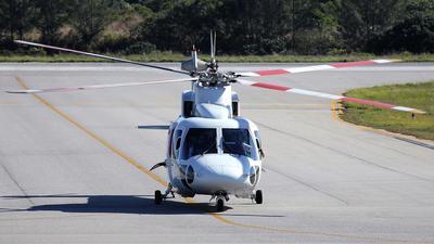 PR-CHI - Sikorsky S-76C++ - CHC do Brasil Taxi Aereo