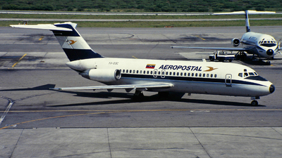 YV-03C - McDonnell Douglas DC-9-15 - Aeropostal - Alas de Venezuela