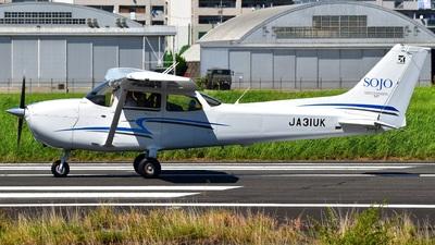 JA31UK - Cessna 172S Skyhawk SP - Sojo University