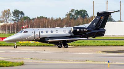 D-CFHZ - Embraer 505 Phenom 300 - DAS Private Jets