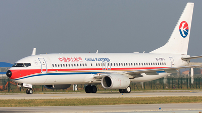 B-1965 - Boeing 737-89P - China Eastern Airlines