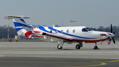 N209PB - Pilatus PC-12/45 - Private