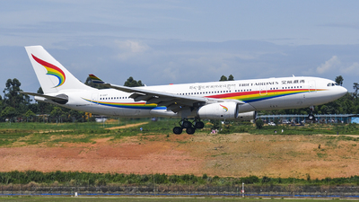 A picture of B1047 - Airbus A330243 - Tibet Airlines - © 02RDS
