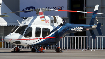 N429BH - Bell 429 - Bell Helicopter Textron