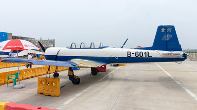 B-601L - Nanchang CJ-6 - Private