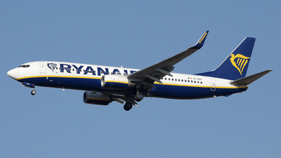 EI-FRV - Boeing 737-8AS - Ryanair