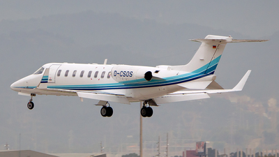 D-CSOS - Bombardier Learjet 45 - Private