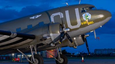 N45366 - Douglas C-53D Skytrooper - Commemorative Air Force