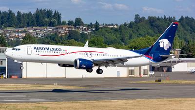 XA-IMH - Boeing 737-9 MAX - Aeroméxico