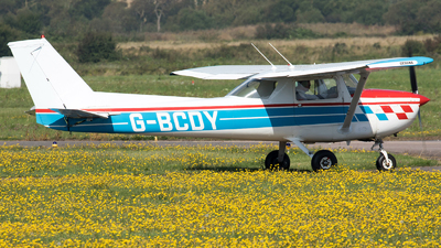 G-BCDY - Reims-Cessna FRA150L Aerobat - Private