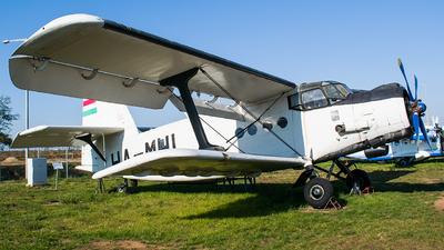 HA-MHI - Antonov An-2 - Private