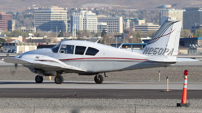 N250PA - Piper PA-23-250 Aztec D - Private