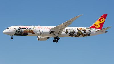 B-1540 - Boeing 787-9 Dreamliner - Hainan Airlines