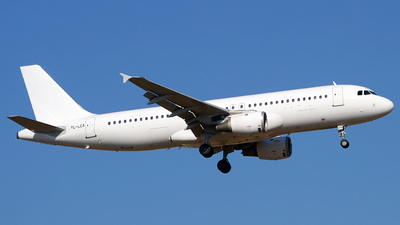 YL-LCA - Airbus A320-211 - SmartLynx Airlines