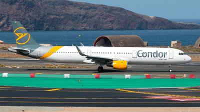 A picture of DAIAG - Airbus A321211 - Condor - © Pablo Gonzalez de Leon