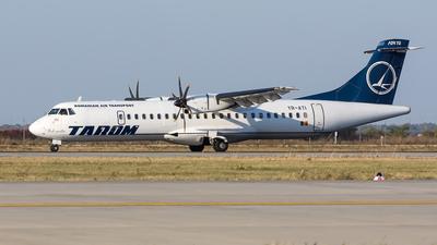 YR-ATI - ATR 72-212A(500) - Tarom - Romanian Air Transport