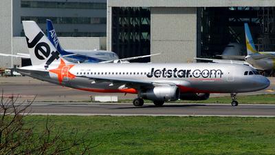 9V-JSM - Airbus A320-232 - Jetstar Asia Airways