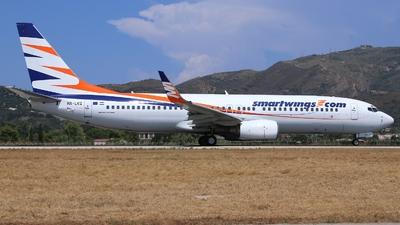HA-LKG - Boeing 737-8CX - SmartWings