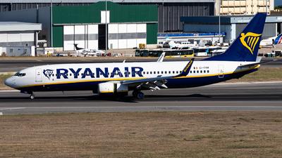 EI-FRM - Boeing 737-8AS - Ryanair
