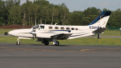 N369WK - Cessna 441 Conquest - Private