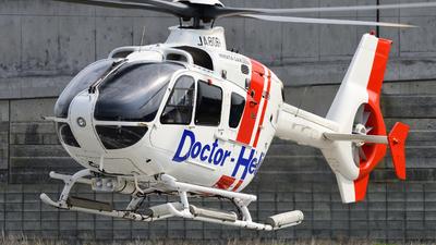JA806H - Eurocopter EC 135P2+ - Hirata Gakuen