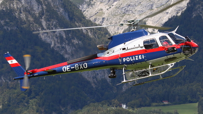 OE-BXO - Aérospatiale AS 350B3 Ecureuil - Austria - Ministry of Interior