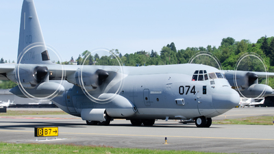 168074 - Lockheed Martin KC-130J Hercules - United States - US Marine Corps (USMC)