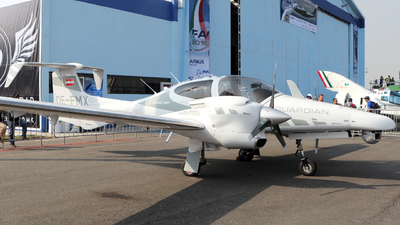 OE-FMX - Diamond DA-42 MPP - Diamond Aircraft Industries