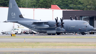 15-5842 - Lockheed Martin HC-130J Combat King II - United States - US Air Force (USAF)