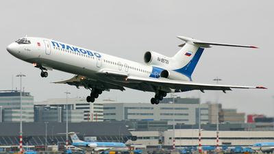 RA-85739 - Tupolev Tu-154M - Pulkovo Aviation Enterprise