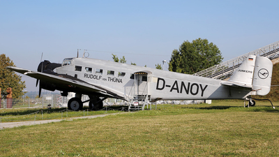 D-ANOY - CASA 352L - Lufthansa