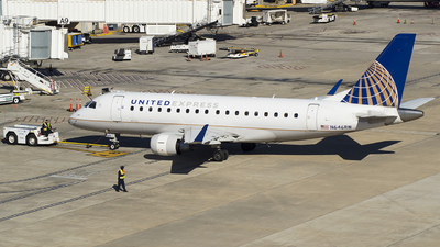 N646RW - Embraer 170-100SE - United Express (Shuttle America)
