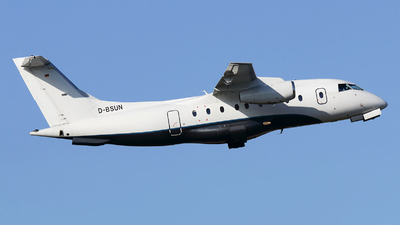 D-BSUN - Dornier Do-328-310 Jet - Sun-Air of Scandinavia