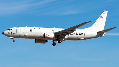 169344 - Boeing P-8A Poseidon - United States - US Navy (USN)