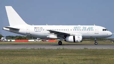 A picture of YRURS - Airbus A319132 - Just Us Air - © Marin Ghe.
