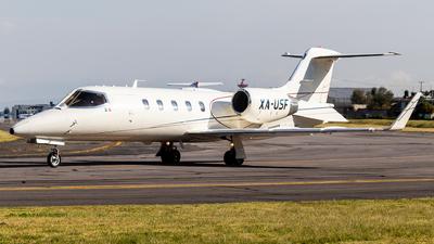 XA-USF - Bombardier Learjet 31A - Private