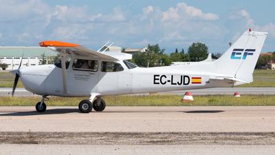 EC-LJD - Cessna 172S Skyhawk SP - European Flyers