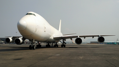 4L-KAB - Boeing 747-281F(SCD) - The Cargo Airlines