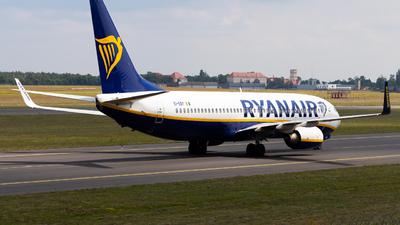 A picture of EIEBY - Boeing 7378AS - Ryanair - © Pawel Grotowski