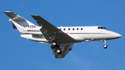 N705BB - Raytheon Hawker 900XP - Private