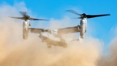 168637 - Boeing MV-22B Osprey - United States - US Marine Corps (USMC)