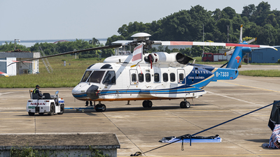 B-7333 - Sikorsky S-92A Helibus - China Southern Airlines General Aviation