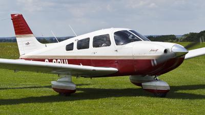 A picture of GCCHL - Piper PA28181 - [2843176] - © Mateusz Szymañski